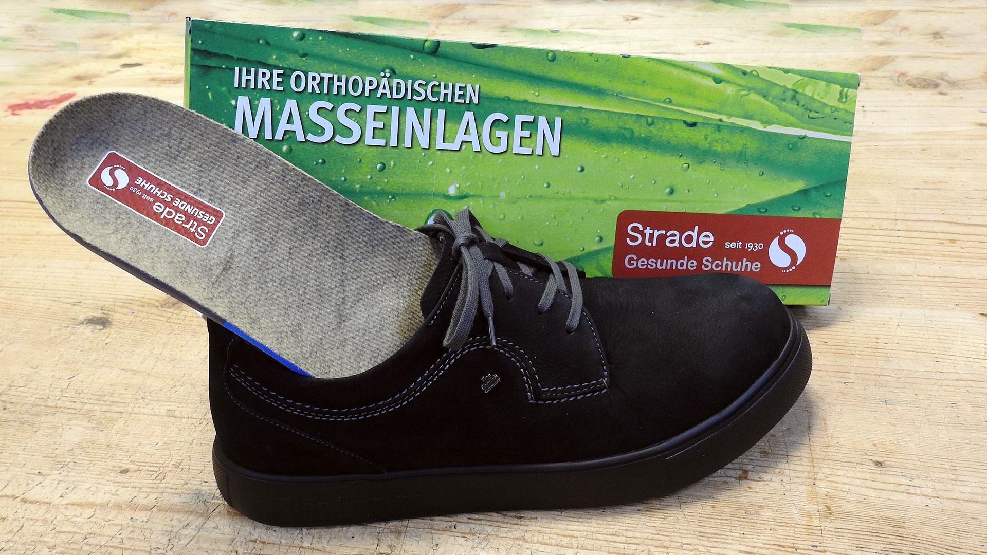 wholesale dealer e0d5a 5d00d Strade Orthopädieschuhtechnik | Gesunde Schuhe